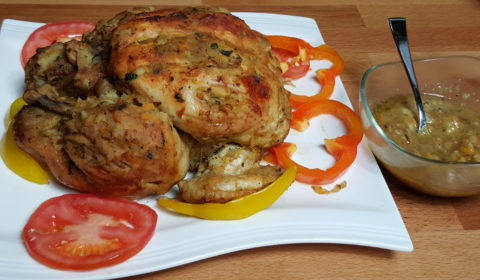ASHANTI CHICKEN FOR THE AVERAGE HOME COOK