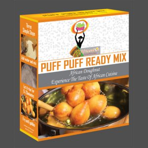 Puff Puff Ready Mix